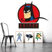 Vinile decorativo e adesivi da batman