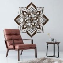 Vinile decorativo e adesivi mandala indiano