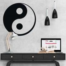 Adesivi yin yang
