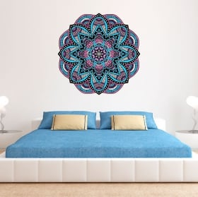 Vinile decorativo mandala per decorare