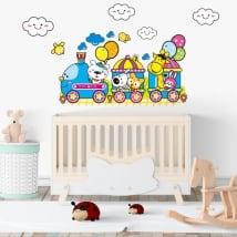 Baby vinile treno per bambini