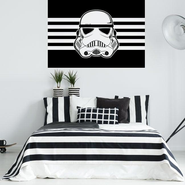 Adesivi e decalcomanie stormtrooper star wars