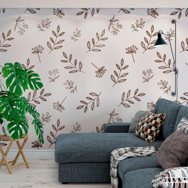 Murales di vinile decorativo natura