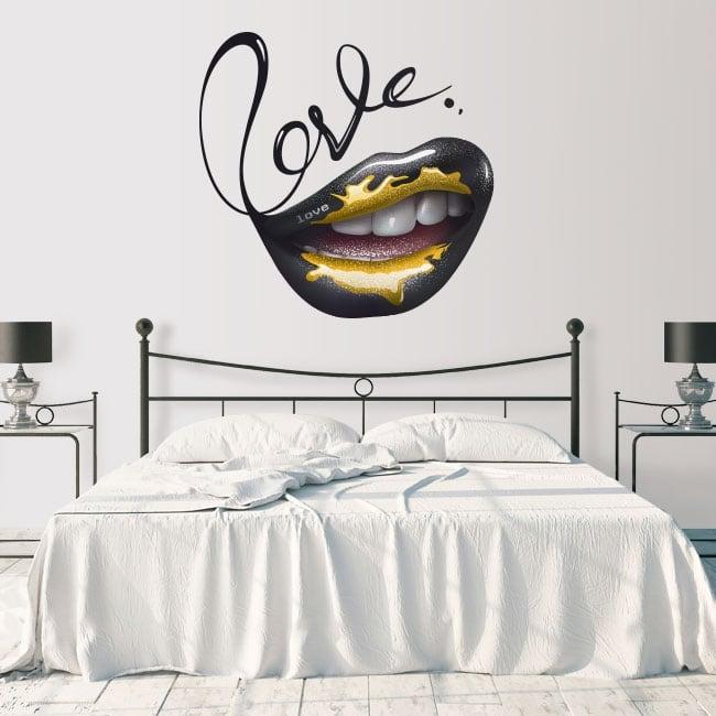 Vinili muri bocca amore
