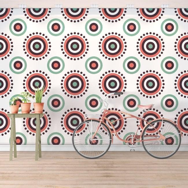 Gigantografie vinili muri decorazione etnica