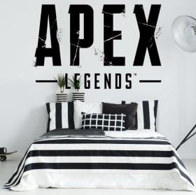 Adesivi in vinile apex legends