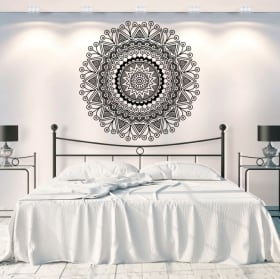 Vinile e adesivi mandalas da decorare