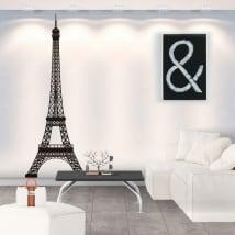 Vinili e adesivi torre eiffel parigi francia