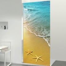 Vinili scherma stelle marine