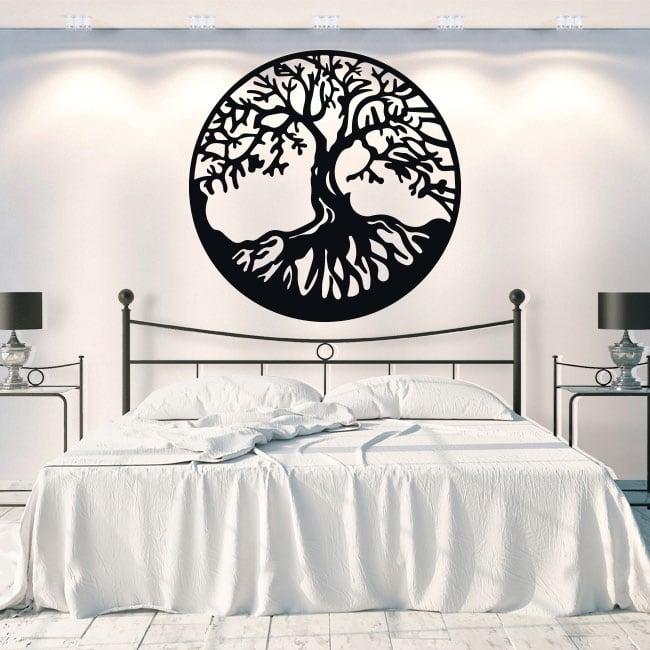 Vinile e adesivi albero della vita