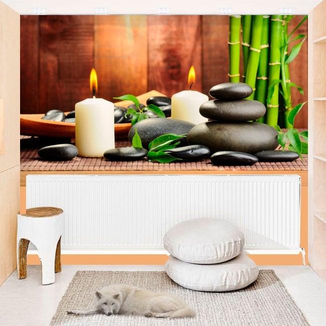 Murali adesivi stile zen