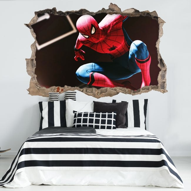 Vinili 3d spiderman o uomo ragno