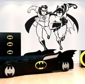 Vinile decorativo da batman