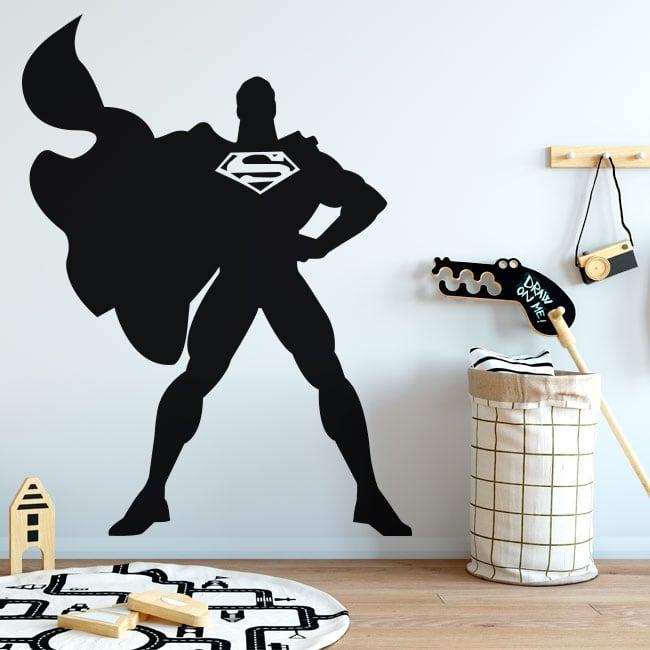 Adesivi in vinile di superman