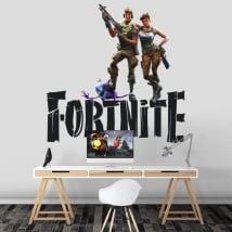 Vinile e adesivi per videogiochi fortnite