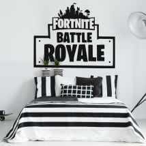 Vinile decorativo e adesivi di fortnite battle royale