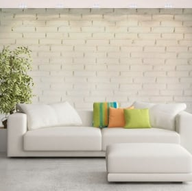 Murali adesivi di mattoni