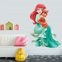 Vinili bambini o giovani disney ariel princess