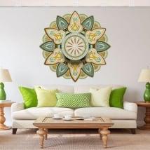 Vinile adesivo mandala da decorare