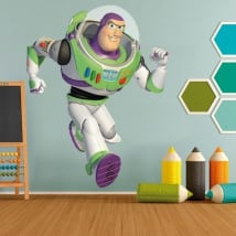 Vinile per bambini buzz lightyear toy story