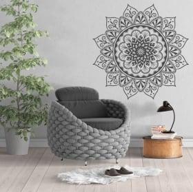 Adesivi in vinile mandala da decorare
