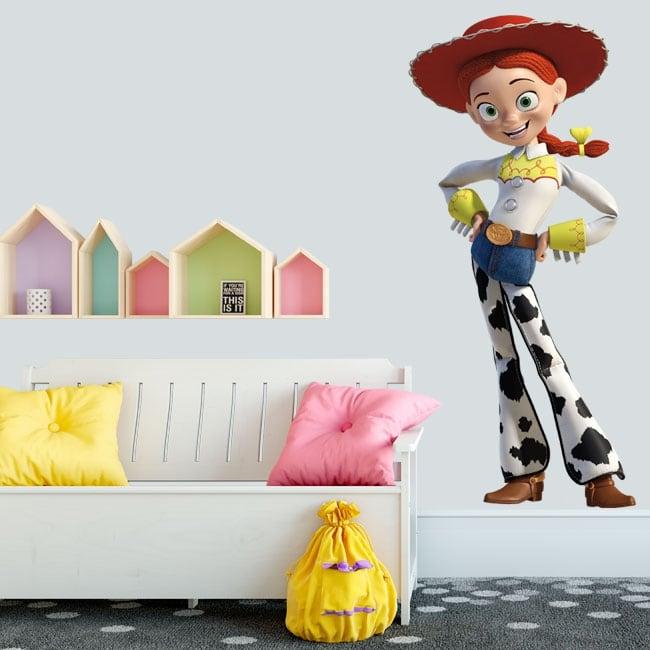 Vinili bambini o giovani disney jessie toy story