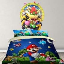 Vinile decorativo videogioco mario party