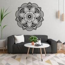 Adesivi murali mandala da decorare