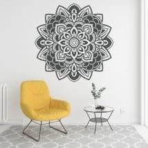 Sticker murale di mandala