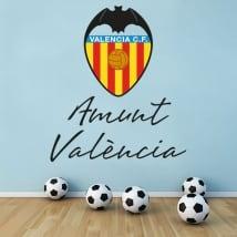 Vinile e adesivi valencia calcio club