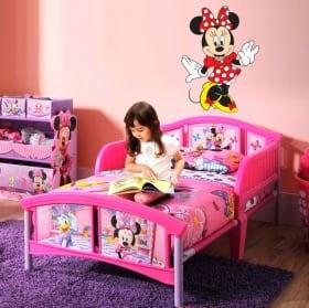 In vinile per bambini Topolino e Minnie