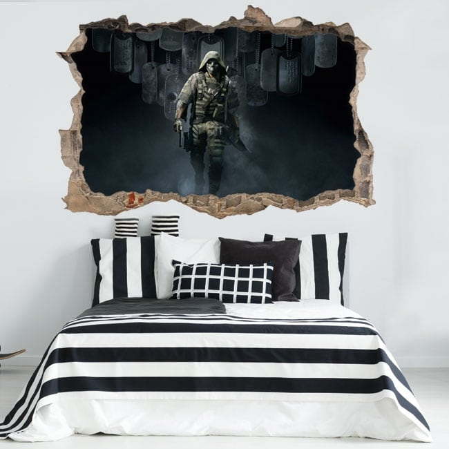 Vinili 3d tom clancy's ghost recon breakpoint