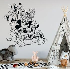 Vinile per bambini disney winnie the pooh