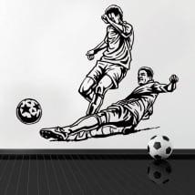 Vinile decorativo e adesivi di calcio
