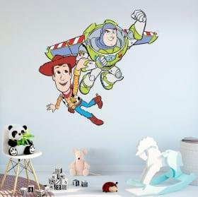Adesivi per bambini toy story