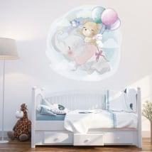 Vinile e adesivi animali bambini o neonati