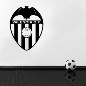 Vinile decorativo e adesivi scudo della squadra di calcio del valencia