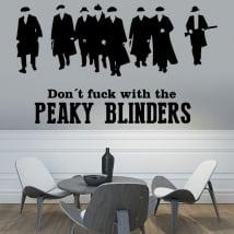 Vinili e adesivi peaky blinders