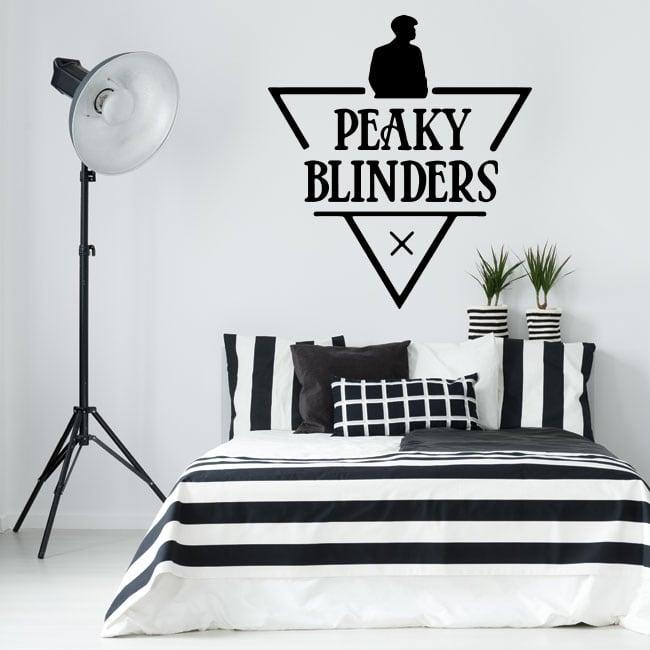 Adesivi in vinile serie tv peaky blinders