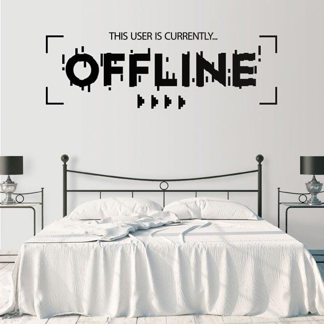 Vinile decorativo e adesivi offline