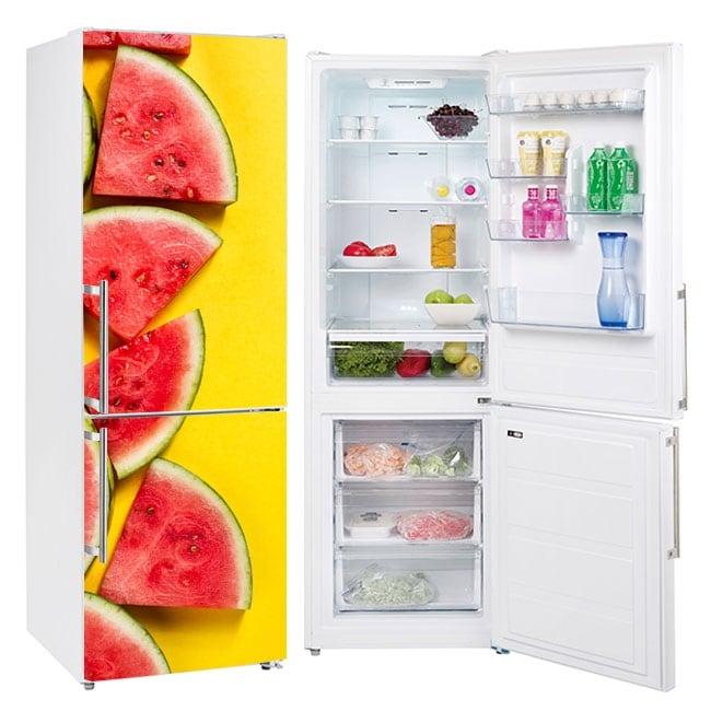 Vinili e adesivi per decorare frigoriferi angurie
