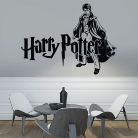 Vinili decorativi e adesivi harry potter