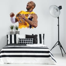 Vinili kobe ​​bryant los angeles lakers