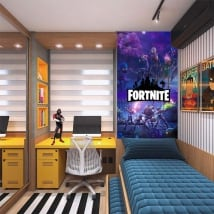 Vinili adesivi fortnite