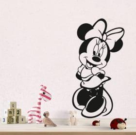 Vinile e adesivi disney minnie mouse