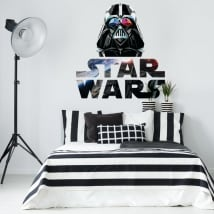 Vinili decorativi darth vader star wars