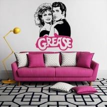 Vinili decorativi e adesivi grease