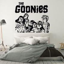 Vinili adesivi the goonies