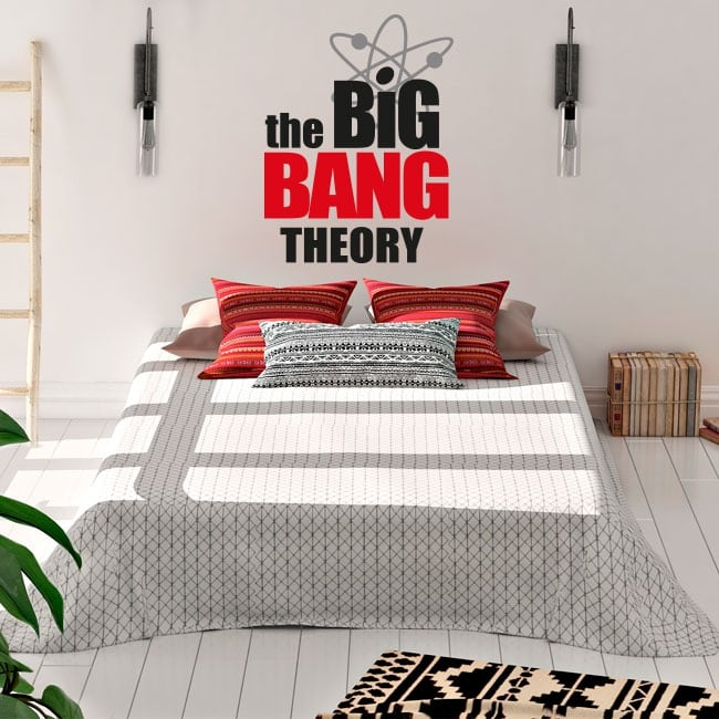 Vinile e adesivi la teoria del big bang