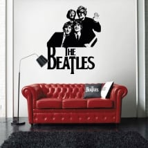 Vinili e adesivi the beatles